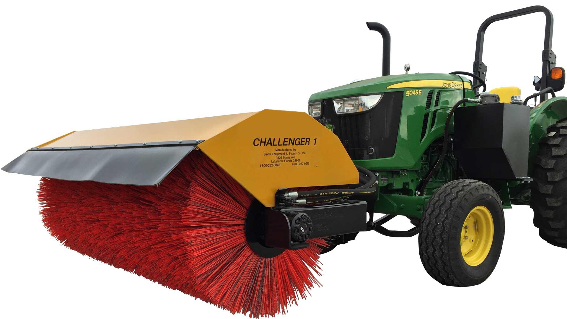 Rotary Broom Sweeper : Rotary brush the street sweeper smith equipment