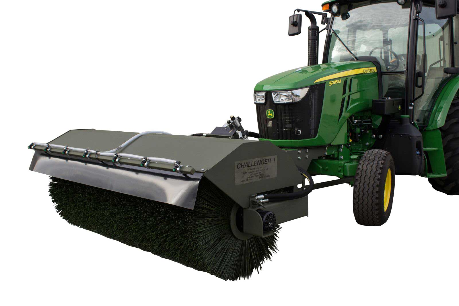 Tractor Implements And Attachments : Tractor attacments and skid steer solutions smith equipment