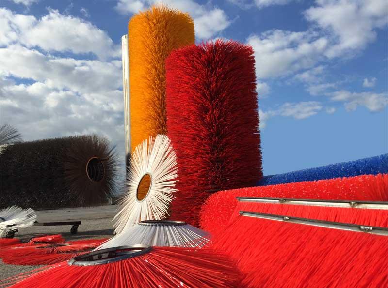 Rotary Brush The Street Sweeper Brush Smith Equipment