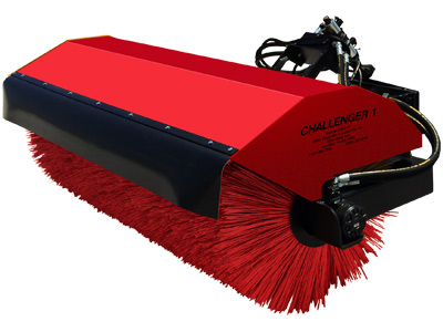 Front Mounted Sweeper for Massey Ferguson Tractor