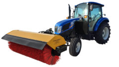 Smith Equipment - Sweeper Brushes, Challenger 1 Brushes, Tube Brushes, Wafer Brushes, Gutter Brushes, Strip Brushes, Citrus Brushes, Vegetable Brushes, Trommel Brushes, and Custom Brushes