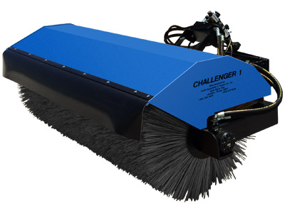 Challenger 1 Sweeper for New Holland Tractors