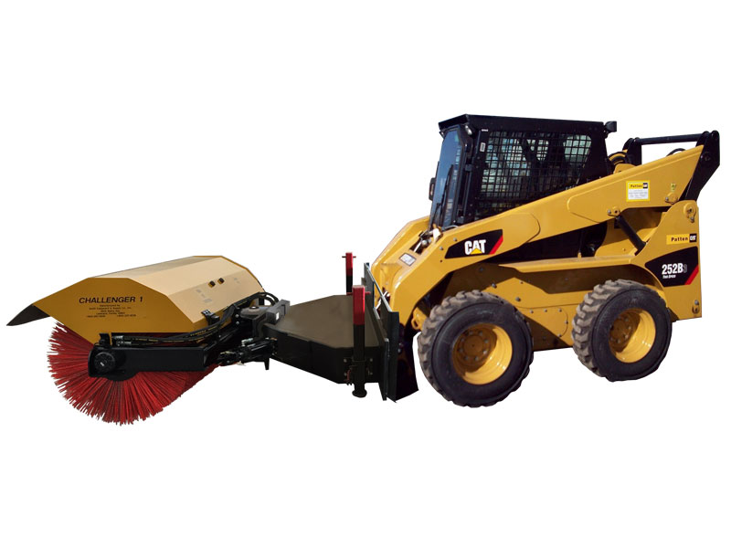 Skid Steer Sweeper and Attachments | Smith Equipment