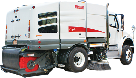 Elgin Eagle Street Sweeper Brooms