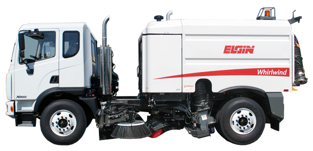 Tube Brooms for Elgin Whirlwind street Sweeper