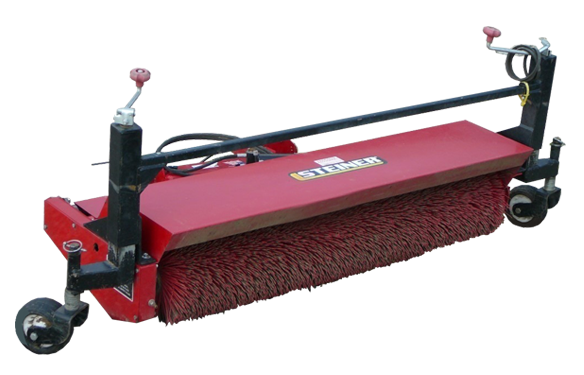 Tube Brooms for Steiner attachments