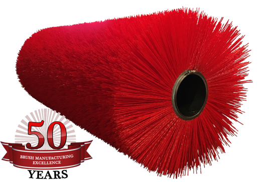 Tube Brooms for Rosco RB-48 Sweeper