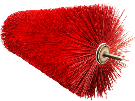 Tube Brooms And Replacement Brushes For Sweepers