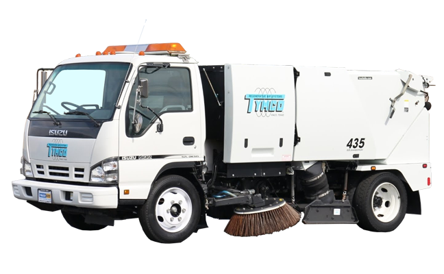 Tube Brooms for Tymco Sweeper