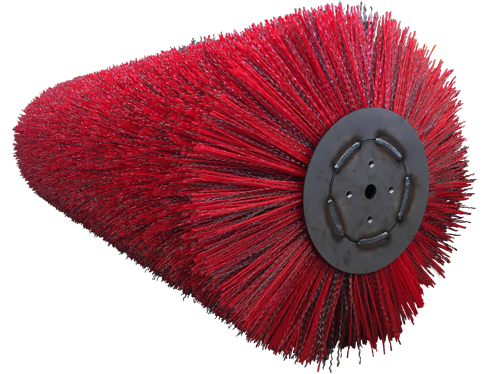 Tube Brooms for Superior DT80 Sweeper