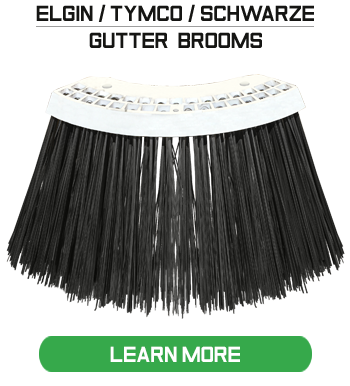 Elgin Gutter Broom, Elgin Sweeper Brush, Elgin Gutter Brooms