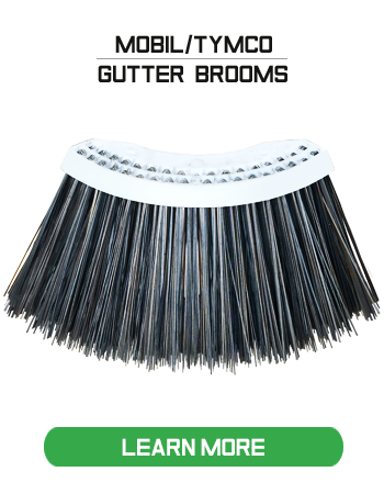 mobil side brooms, mobil gutter brooms, side brushes