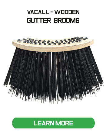 Vacall Wooden Side Brooms