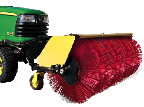 Wafer Brushes For Sweepers Attachments