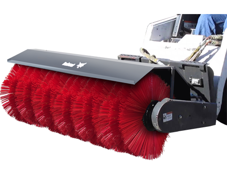 bobcat tube brooms and sweeper brushes