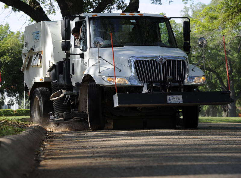 3 Reasons Why Street Sweepers are Superheroes - Smith Equipment