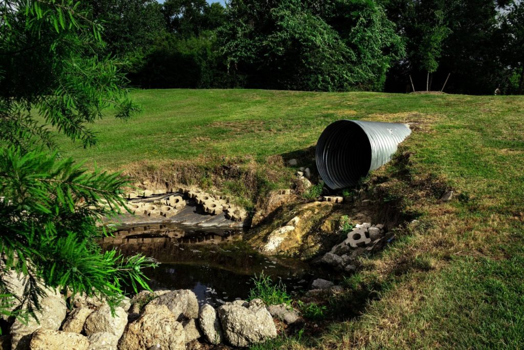 Storm drain | Smith Equipment | Lakeland Florida