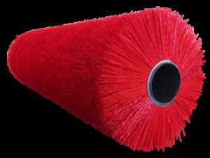 Red Tube Broom - Smith Equipment - Lakeland Florida